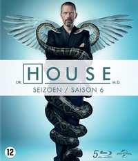 House M.D. - Seizoen 6-Blu-Ray
