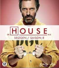 House M.D. - Seizoen 8-Blu-Ray