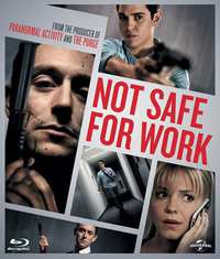 Not Safe For Work-Blu-Ray