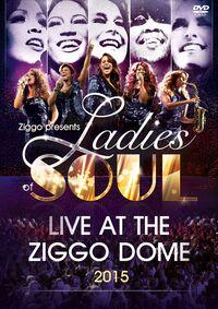 Ladies Of Soul - Live At The Ziggodome 2015-DVD