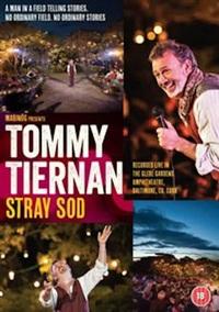 Tommy Tiernan - Stray Sod-DVD