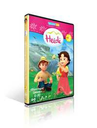 Heidi Volume 2 - Aflevering 6-10-DVD