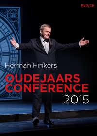 Herman Finkers - Oudejaarsconference 2015 (DVD + CD)-DVD