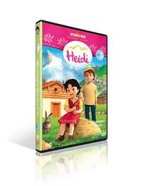 Heidi Volume 3 - Aflevering 11-15-DVD