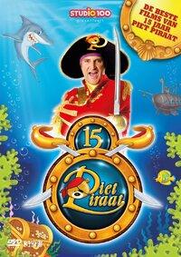 Piet Piraat - 15 Jaar Filmtoppers-DVD