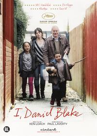 I, Daniel Blake-DVD