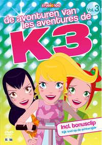 De Avonturen Van K3 - Volume 3-DVD
