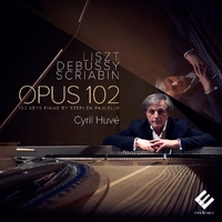 Liszt Debussy Scriabin-Cyril Huve-CD