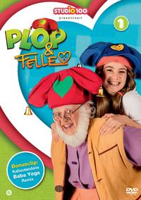 Kabouter Plop - Plop & Felle-DVD