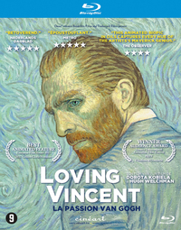 Loving Vincent-Blu-Ray
