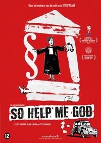 So Help Me God (Ni Juge Ni Soumise)-DVD