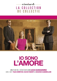 Io Sono L'Amore-DVD
