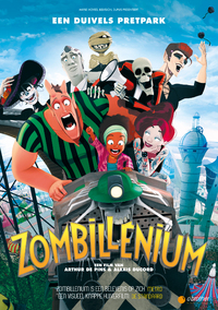 Zombillénium-DVD