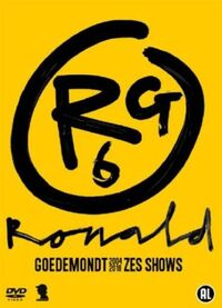 Ronald Goedemondt - 6 Shows-DVD