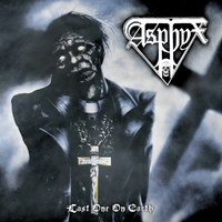 Last One On Earth (Re-Release-Asphyx-CD