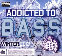 Addicted To Bass Winter 2013--CD
