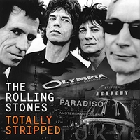 Totally Stripped (CD + DVD)-The Rolling Stones-CD