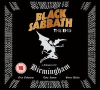 Black Sabbath - The End Live F/T Genting Arena)+TH-DVD