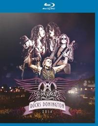 Aerosmith - Rocks Donington 2014-Blu-Ray