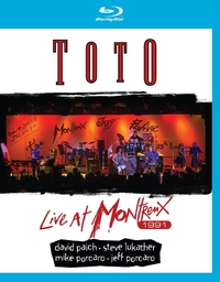 Toto - Live At Montreux 1991-Blu-Ray