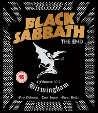 Black Sabbath - The End Live F/T Genting Arena)-Blu-Ray