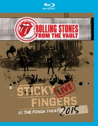 The Rolling Stones - Sticky Fingers Live At The Fonda Theater-Blu-Ray