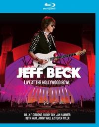 Jeff Beck - Live At The Hollywood Bowl-Blu-Ray