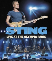 Sting - Live At The Olympia Paris-Blu-Ray