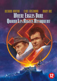 Where Eagles Dare-DVD