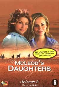 McLeod's Daughters - Seizoen 8 Deel 2-DVD
