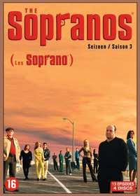 The Sopranos - Seizoen 3-DVD