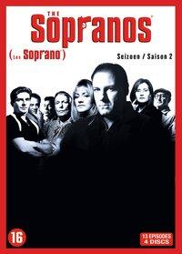 The Sopranos - Seizoen 2-DVD