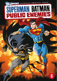 Superman / Batman: Public Enemies-DVD