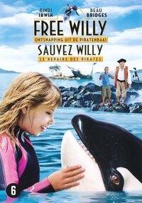 Free Willy: Escape Pirate's Cove-DVD