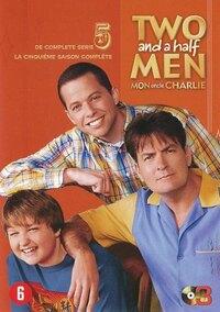 Two And A Half Men - Seizoen 5-DVD