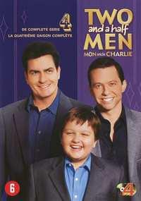 Two And A Half Men - Seizoen 4-DVD