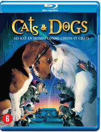 Cats & Dogs-Blu-Ray