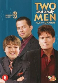Two And A Half Men - Seizoen 6-DVD