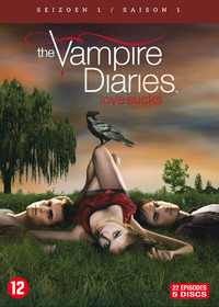 The Vampire Diaries - Seizoen 1-DVD