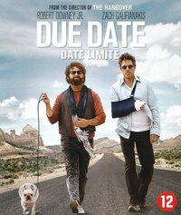 Due Date-Blu-Ray