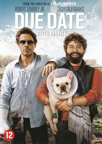 Due Date-DVD