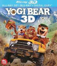 Yogi Bear (3D En 2D Blu-Ray)-Blu-Ray