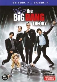 The Big Bang Theory - Seizoen 4-DVD