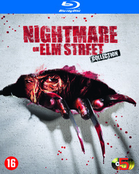 Nightmare On Elm Street 1 T/M 7-Blu-Ray