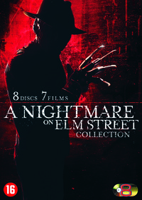Nightmare On Elm Street Collection 1 T/M 7 Box-DVD