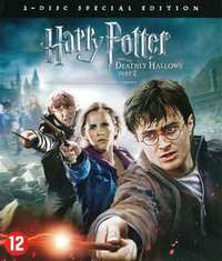 Harry Potter 7 - De Relieken Van De Dood / Deel 2-Blu-Ray