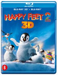 Happy Feet 2 (3D En 2D Blu-Ray)-3D Blu-Ray
