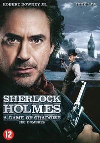 Sherlock Holmes 2: Game Of Shadows-DVD