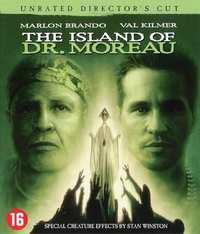 Island Of Doctor Moreau-Blu-Ray