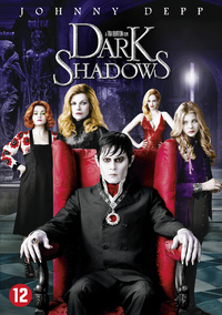 Dark Shadows-DVD